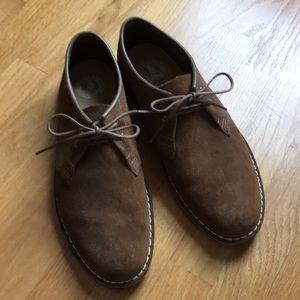 Men size 12 Chukkah style shoes